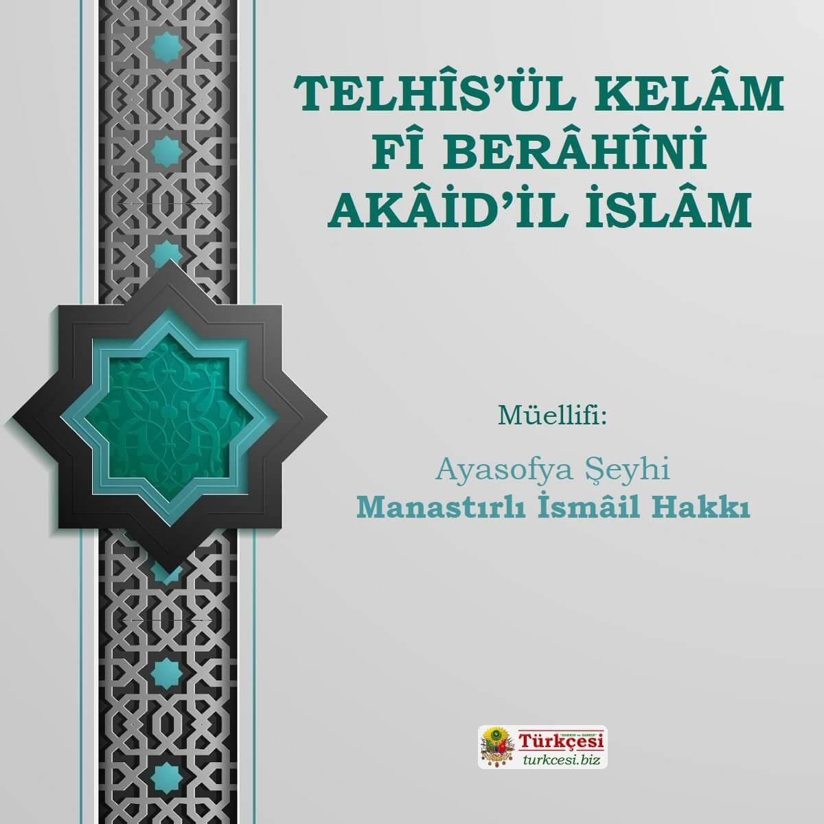 telhisul-kelam-islam-akaidi